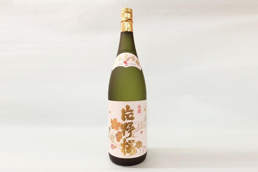 大阪交野市の地酒である山野酒造の片野桜