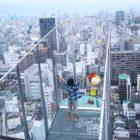 通天閣の天望パラダイスにあるTIP THE TSUTENKAKU