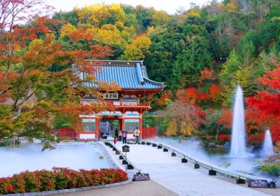 Katsuoji Temple (勝尾寺)
