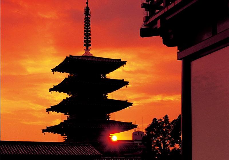 神社とお寺の違いについて