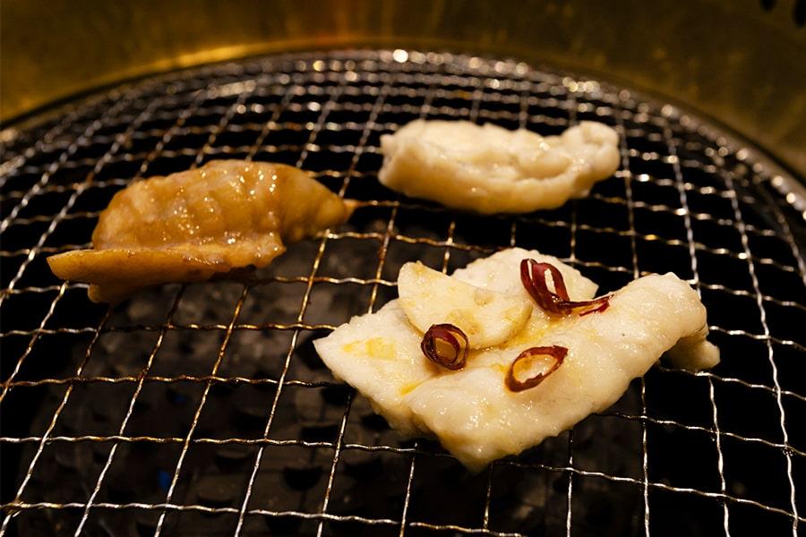 Grilled Blowfish Yumeteppo in Osaka 焼ふぐ 夢鉄砲 上本町本店