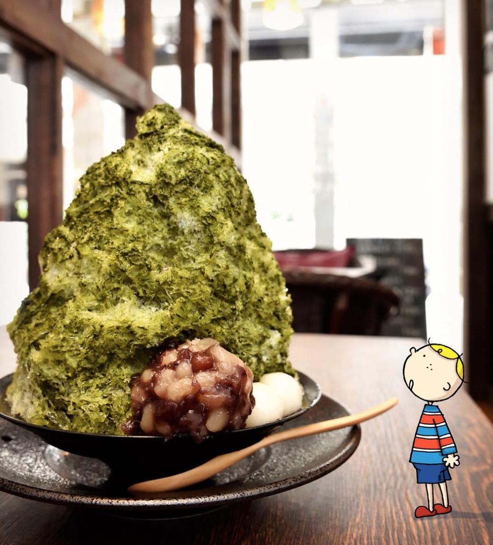 抹茶刨冰(marufuji)