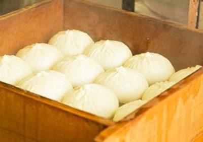 부타만(돼지고기 찐빵)