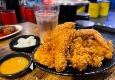오사카에서 한국 치킨 비교! 포장&배달 되는 치킨 전문점!