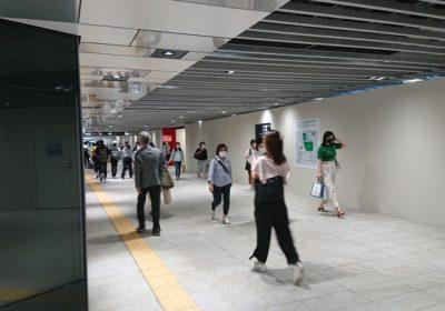 刻々と変化する梅田ダンジョン。 2025年完成に向けて三つの工事が進行中!