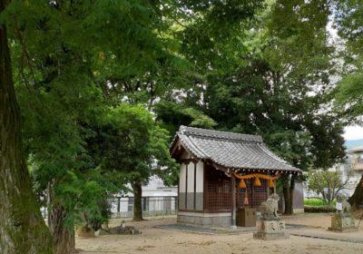 Goaza Jinja Shrine (五字神社)