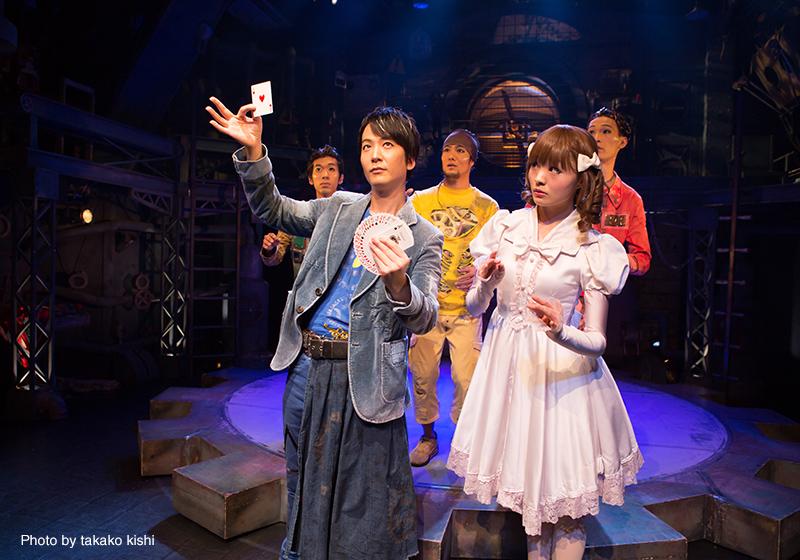 京都ノンバーバル舞台「ギア(GEAR)」